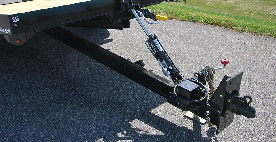 meet the scout trailer hitch